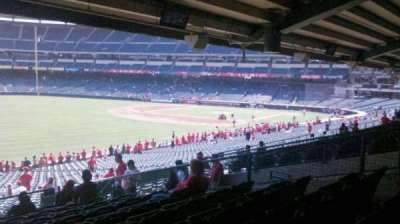 Angel Stadium section 205