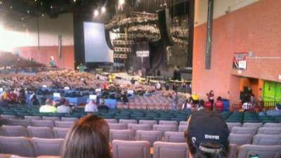 Xfinity Theatre, section: 400, row: rr, seat: 429