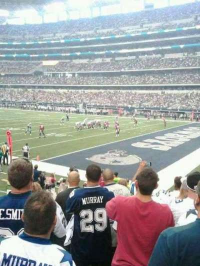 AT&T Stadium section 127