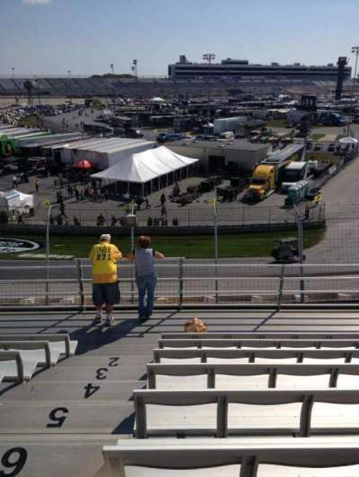 Dover International Speedway, section: 192, row: 8, seat: 21