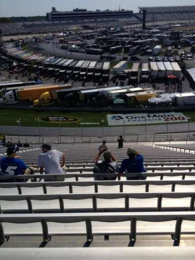 Dover International Speedway, section: 199, row: 29, seat: 8
