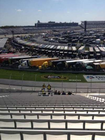 Dover International Speedway, section: 201, row: 22, seat: 7