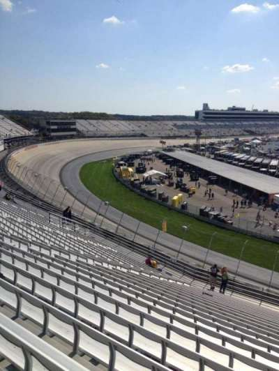 Dover International Speedway, section: 209, row: 23, seat: 4