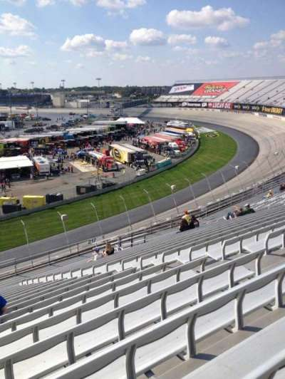 Dover International Speedway, section: 218, row: 21, seat: 8