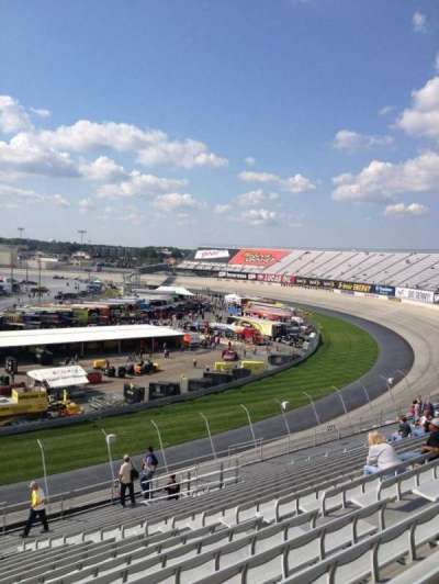Dover International Speedway, section: 223, row: 19, seat: 11