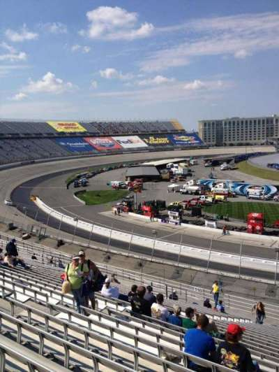 Dover International Speedway, section: 117, row: 25, seat: 10