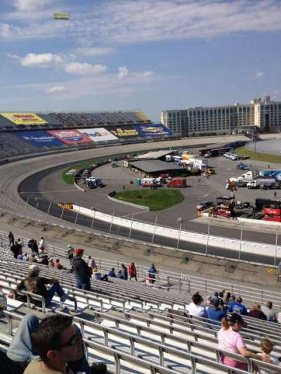 Dover International Speedway, section: 121, row: 24, seat: 12