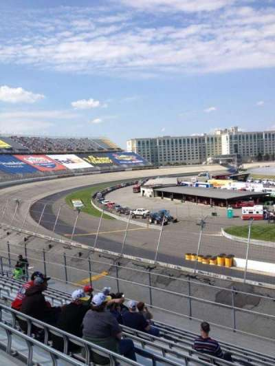 Dover International Speedway, section: 127, row: 12, seat: 6