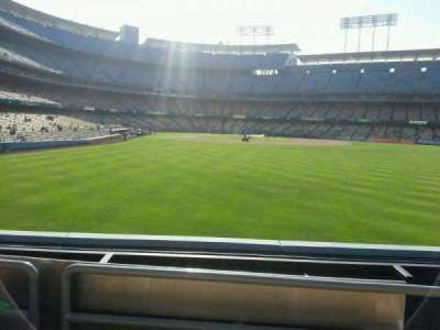 Dodger Stadium section 304PL