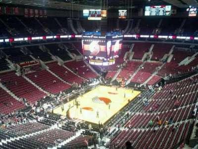 Moda Center, section: 324, row: J, seat: 9