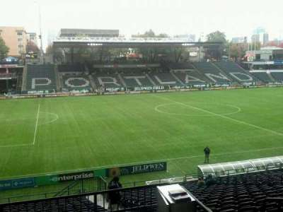 Providence Park, section: 215, row: C, seat: 2