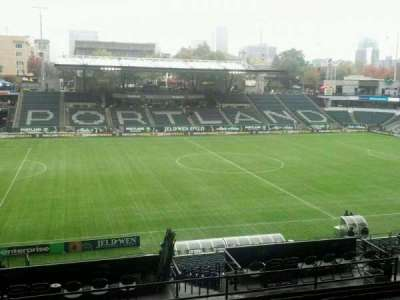Providence Park, section: 216, row: k, seat: 5