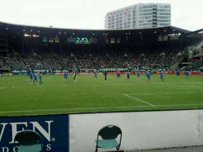 Providence Park, section: SD2, row: A, seat: 16