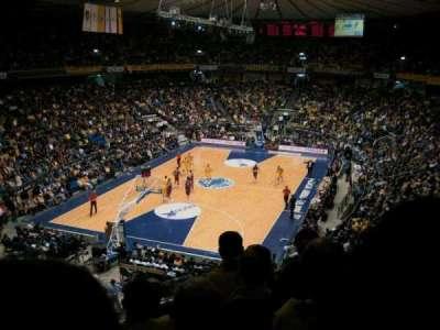 Menora Mivtachim Arena, section: 11