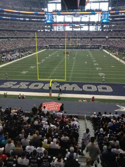 AT&T Stadium, section: 247, row: 1, seat: 7