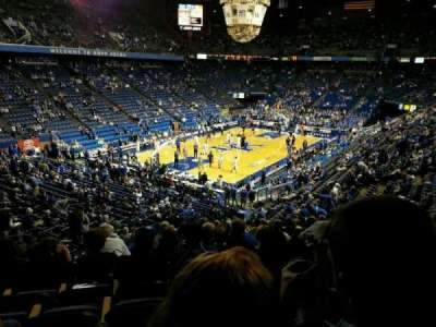 Rupp Arena, section: 19, row: W, seat: 11
