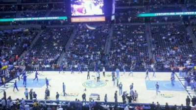 Pepsi Center section 260