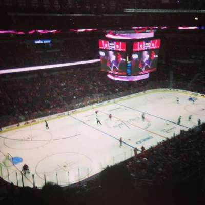 Verizon Center section 430