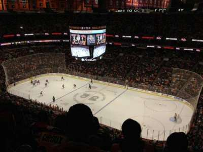 Wells Fargo Center section 204