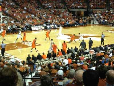 Frank Erwin Center, section: 47, row: 24, seat: 11