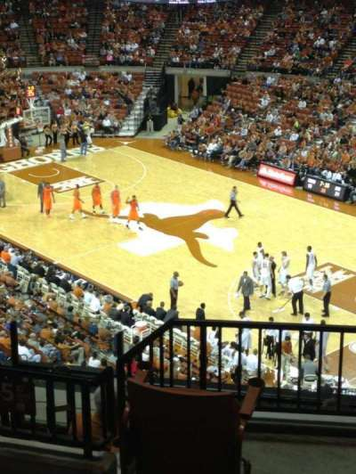 Frank Erwin Center, section: 65, row: 7, seat: 1