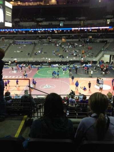 Wells Fargo Arena section 119