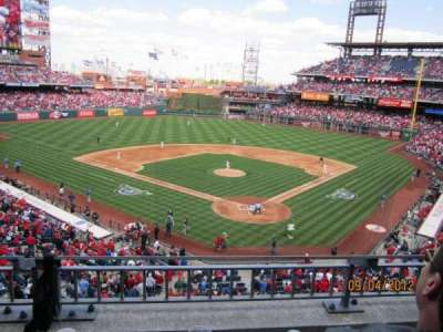 Citizens Bank Park section 223