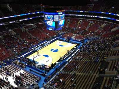 Wells Fargo Center, section: Balcony Suite 19, row: 1, seat: 11