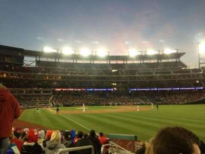 Nationals Park, section: 137, row: T, seat: 24