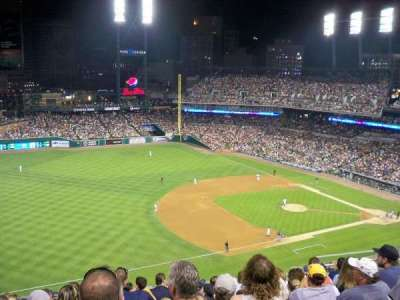 Comerica Park, section: 338, row: 11, seat: 15