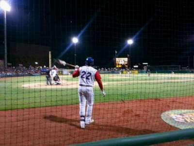 Banner Island Ballpark, section: 112, row: 2, seat: 6