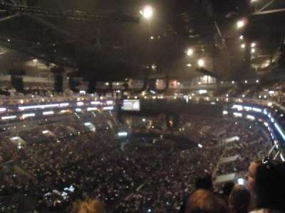 Staples Center, section: 305, row: 5, seat: 13
