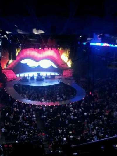 Oracle Arena, section: 209, row: 14, seat: 20
