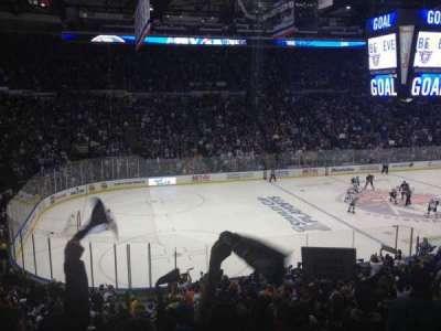 Nassau Veterans Memorial Coliseum, section: 220, row: L, seat: 1
