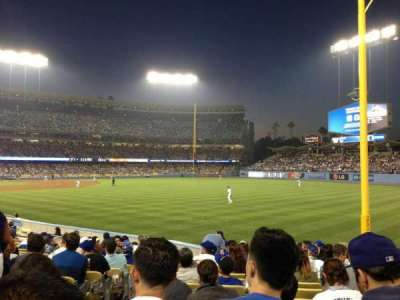 Dodger Stadium, section: 48FD, row: O, seat: 3