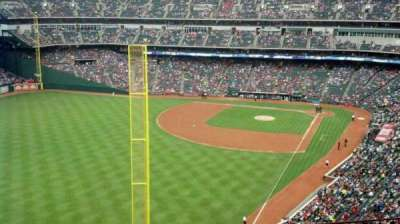 Globe Life Park in Arlington, section: 308, row: 6, seat: 11