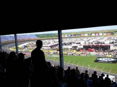 Charlotte Motor Speedway section Chrysler C