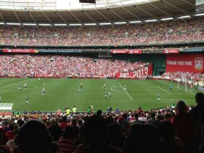 RFK Stadium, section: 304, row: 10, seat: 9