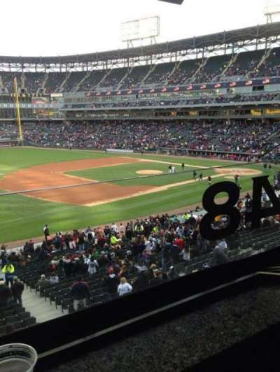 Guaranteed Rate Field section 248