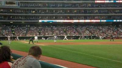 Progressive Field, section: 131, row: B