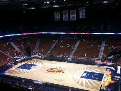 Mohegan Sun Arena, section: 116, row: M, seat: 16