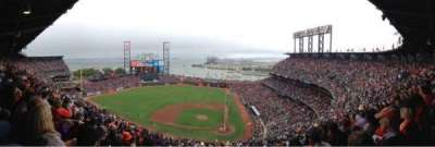 AT&T Park, section: 320, row: 17, seat: 9