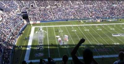 CenturyLink Field, section: 339, row: L, seat: 5