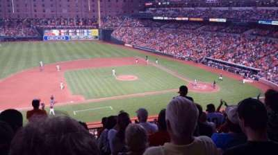 Oriole Park at Camden Yards, section: 250, row: 9, seat: 11