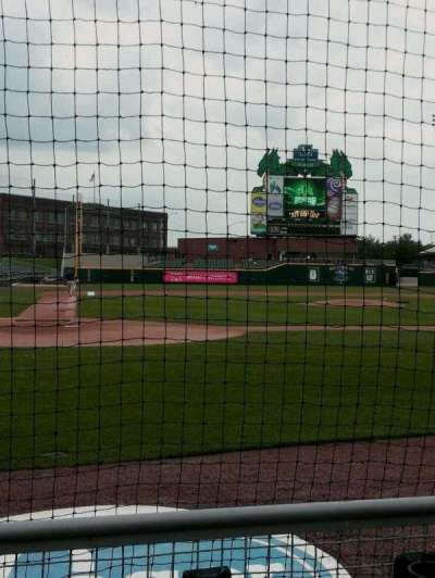 Fifth Third Field (Dayton) section 108