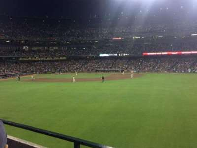 AT&T Park section 145