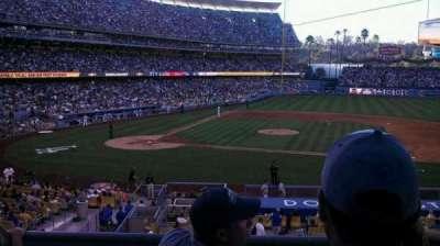 Dodger Stadium, section: 130LG, row: c, seat: 3