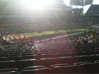 Paul Brown Stadium, section: 148, row: 33, seat: 19