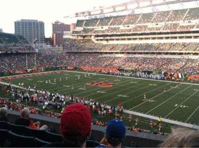 Paul Brown Stadium, section: 205, row: 5, seat: 1