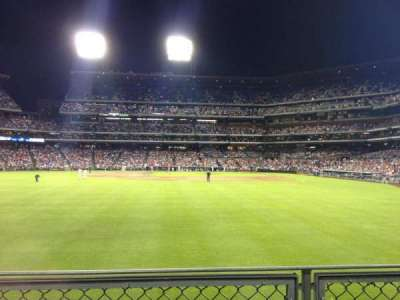 Citizens Bank Park section 143